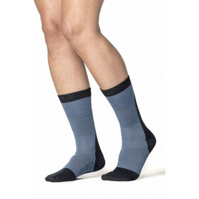 Woolpower Socks Skilled Liner Classic, dark navy/nordic blue